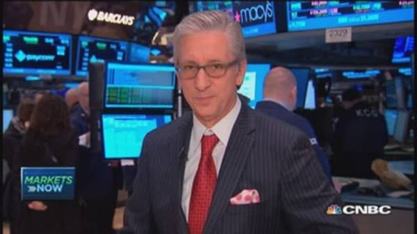 Pisani's market open: Earnings recession drivers