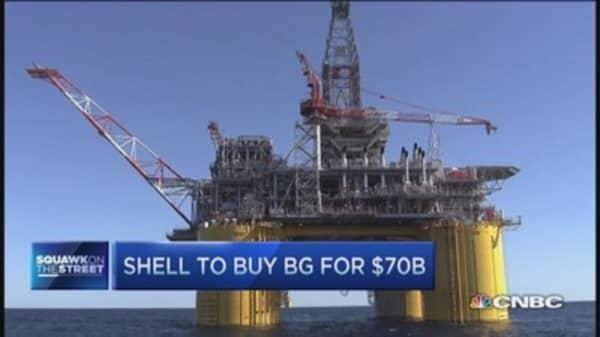Cramer: Shell overpaid for BG