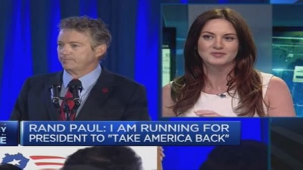 Is Rand Paul 'a political wildcard'?