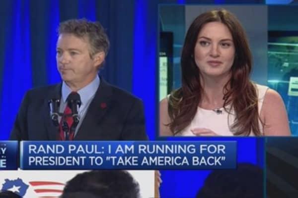 Is Rand Paul 'a political wildcard'?