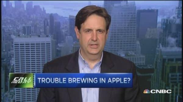 Soc Gen downgrades Apple