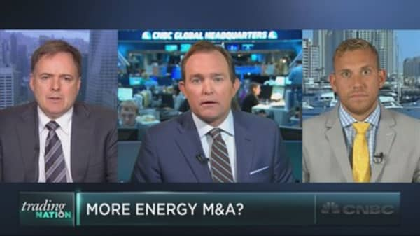 More energy M&A ahead?