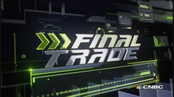 Fast Money Final Trade: ABT, DIS, NKE & YHOO