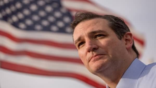 Ted Cruz: The 'dynamite' politician on Wall Street execs