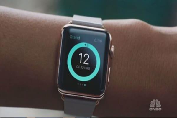 Apple Watch debut weekend