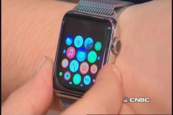 Apple Watch pre-orders start tomorrow