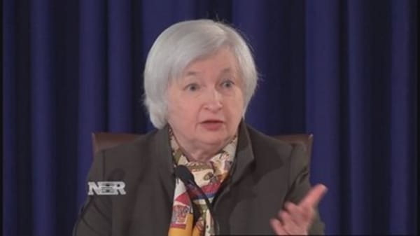 A divided Federal Reserve