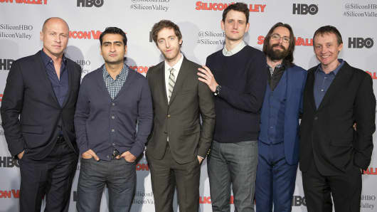 'Silicon Valley' executive producers and cast