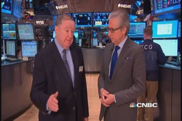 Cashin says: Fed has everyone on edge of seat