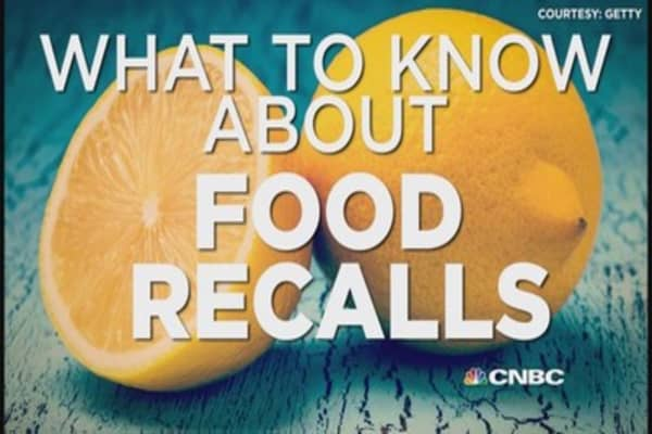 This is why your food is getting recalled