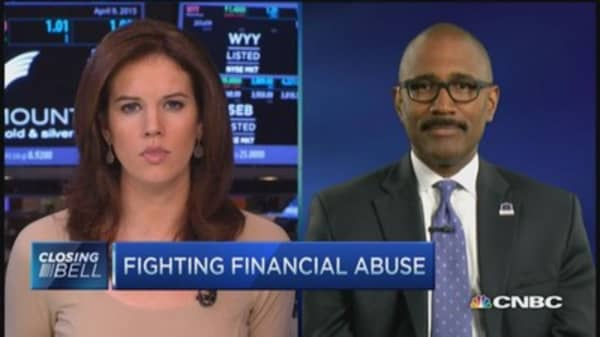 Just what is financial abuse?