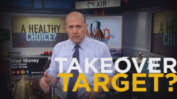Cramer: This stock may be ready to break out