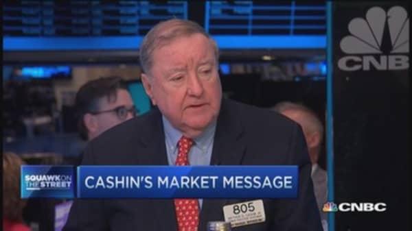 GE's sale 'perfect timing': Cashin