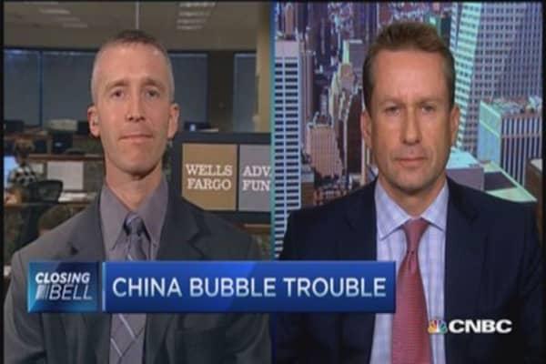 China bubble trouble? Bull vs. bear