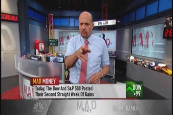 Prepare for retirement: Cramer