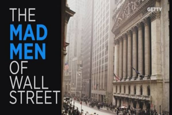 The Mad Men of Wall Street