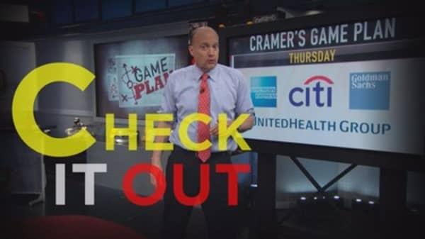 Cramer: I fear this financial