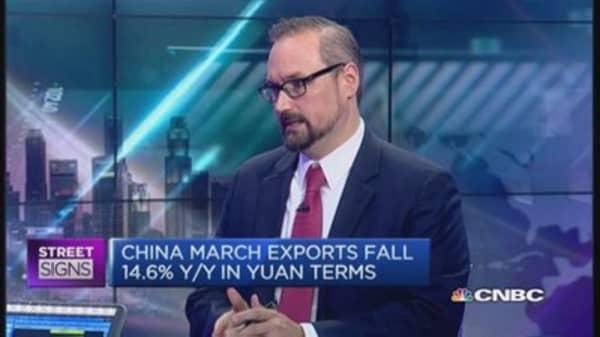 China's March trade data: A 'mea culpa'?