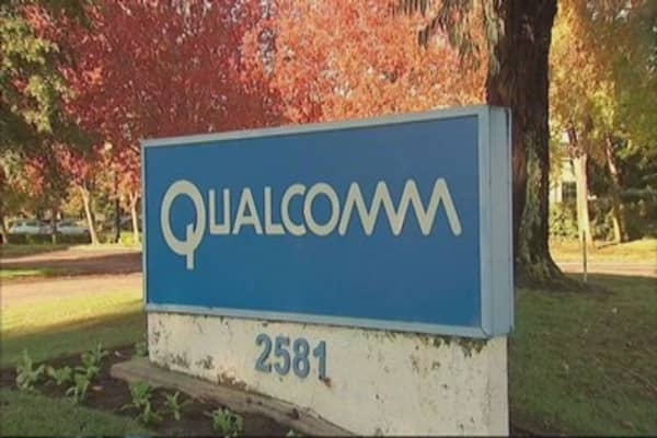 A new call to break-up Qualcomm