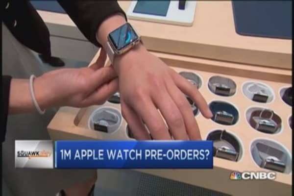 China will be dark horse for Apple Watch: Pro