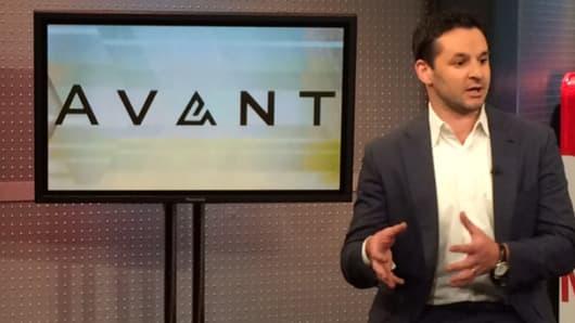 Al Goldstein, CEO, Avant