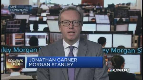 Morgan Stanley's new target for HK stocks: 30,000