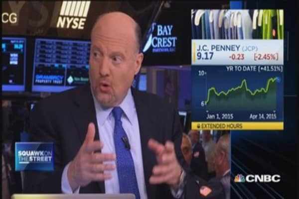 Cramer 'flummoxed' by JCP number