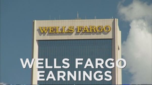 Wells Fargo not making much on loans