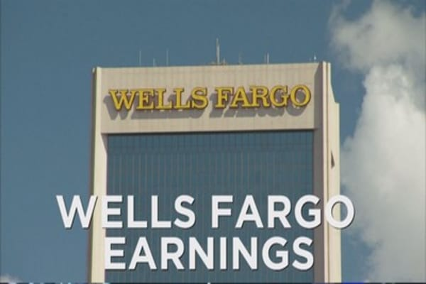 Wells Fargo not making much on loans