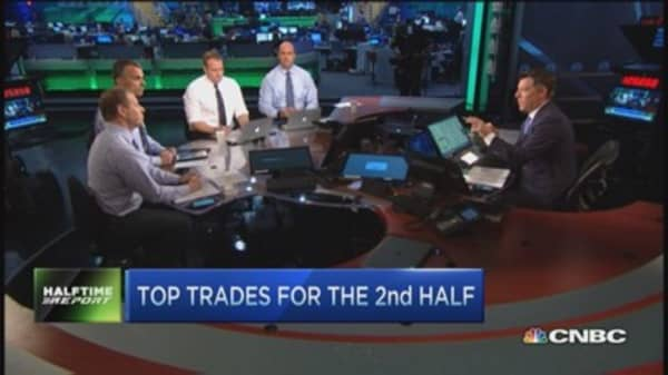 Top trades for the 2nd half: JNJ, JBHT, GS