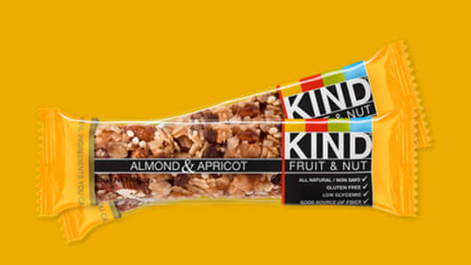 Kind Fruit & Nut Almond & Apricot