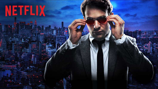 Netflix's Daredevil.