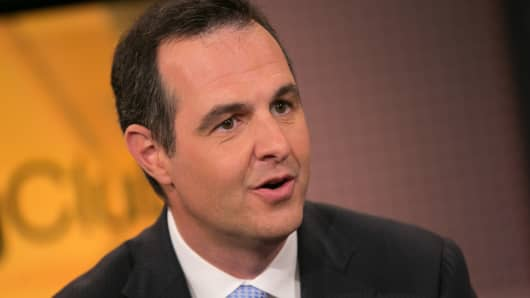 Renaud Laplanche, CEO and founder of Lending Club.