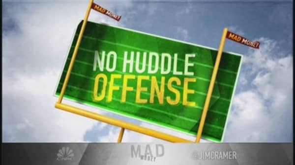 No Huddle Offense: Oil or retail?