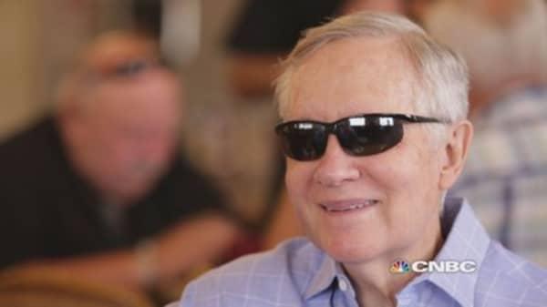 Reid: 'I'd ban football before boxing'