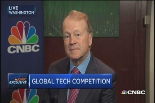 Cisco CEO: Digitization disruption