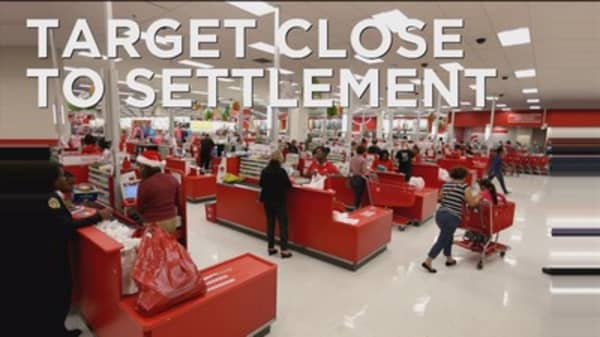 Target's credit card breach settlement
