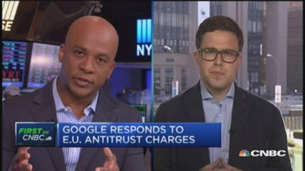Google's Cohen: Google has vibrant competition