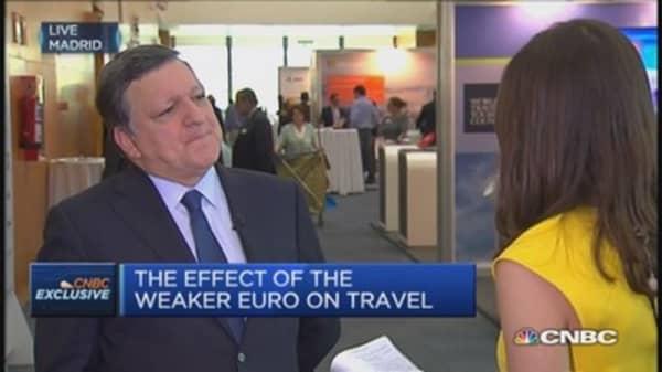 Let's do everything for Greece-EU deal: Barroso
