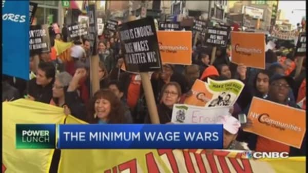 How fast food protests affect McDonald's