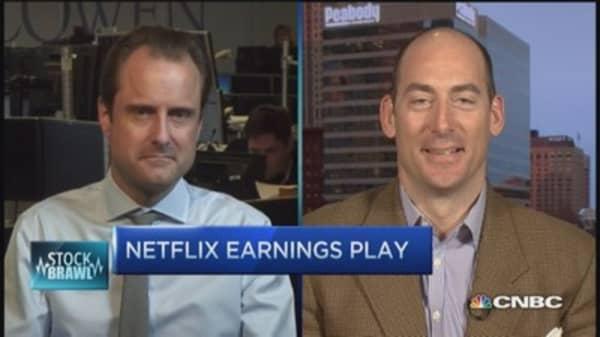 Netflix's international growth momentum