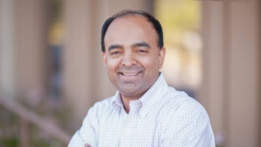 GetInsured CEO Chini Krishnan