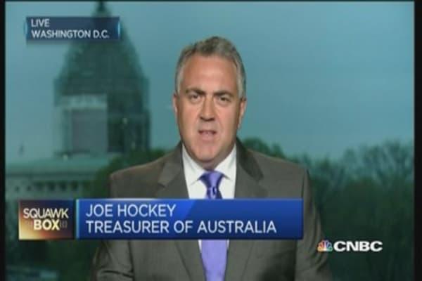 Hockey: Focus on positive elements in Australia