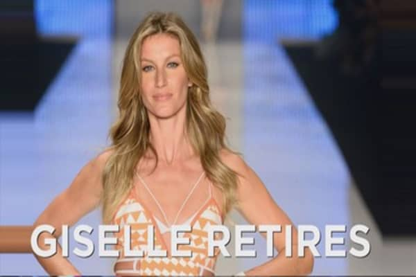 Giselle retires from modelling