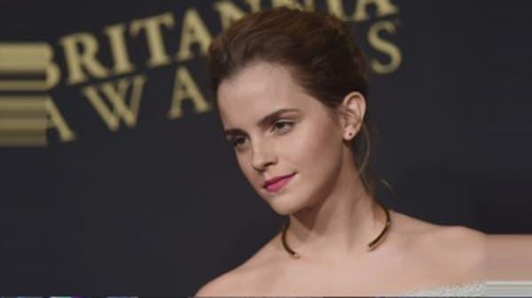 Emma Watson's empire worth $60m