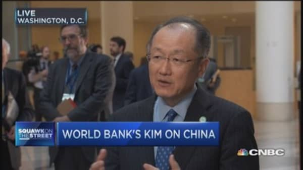 World Bank: China sticking to reform agenda
