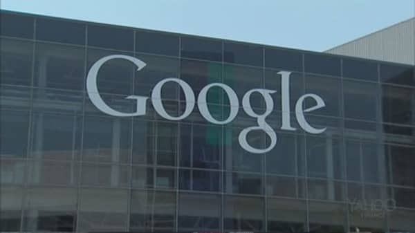 EU may be a multiyear overhang on Google
