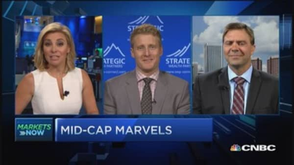Best mid-cap plays: ADS, SWKS & AET