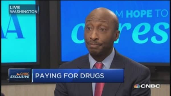 Exciting time for drug breakthroughs: Merck CEO