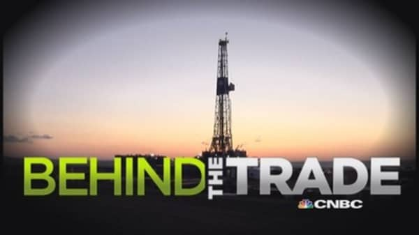 Sell this oil stock into earnings: trader